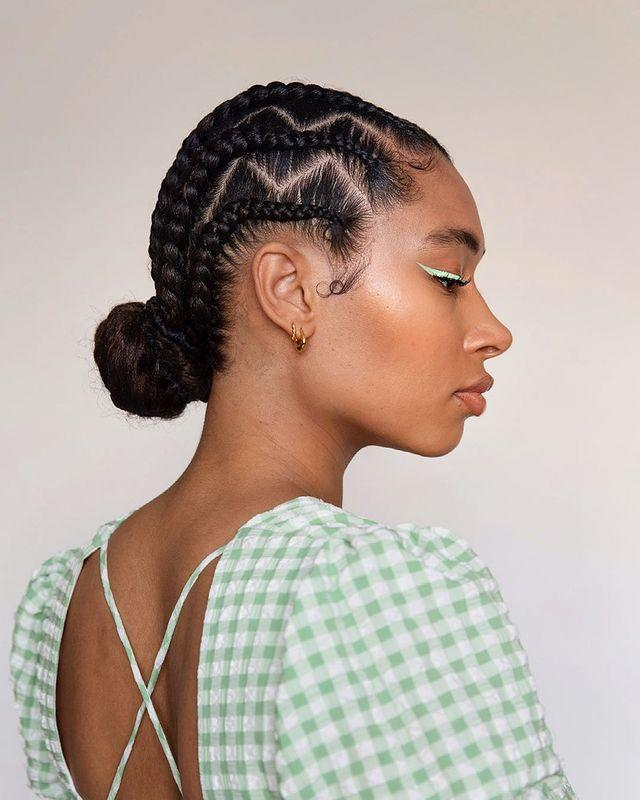 """<p>Summer 2021 is all about eyeliner - and there are a bunch of different ways to wear it (see slides 8 and 10), but our personal fave? Bright, bold and colourful. </p><p><strong>TRY:</strong></p><p><a class=""""link rapid-noclick-resp"""" href=""""https://stila.co.uk/products/stay-all-day-waterproof-liquid-eye-liner-turquoise-sale?variant=12097840967&adgroupid=111317142405&gclid=CjwKCAjwrPCGBhALEiwAUl9X07drksALDiQ-CIbaej_6o44orzFTpv9KdaqID-BPpL4l_k59IrDezBoCVUsQAvD_BwE"""" rel=""""nofollow noopener"""" target=""""_blank"""" data-ylk=""""slk:buy now"""">buy now</a> Stila Stay All Day Waterproof Liquid Eyeliner in Turquoise, £10.50</p><p><a href=""""https://www.instagram.com/p/CO3e7rCgNlQ/"""" rel=""""nofollow noopener"""" target=""""_blank"""" data-ylk=""""slk:See the original post on Instagram"""" class=""""link rapid-noclick-resp"""">See the original post on Instagram</a></p>"""