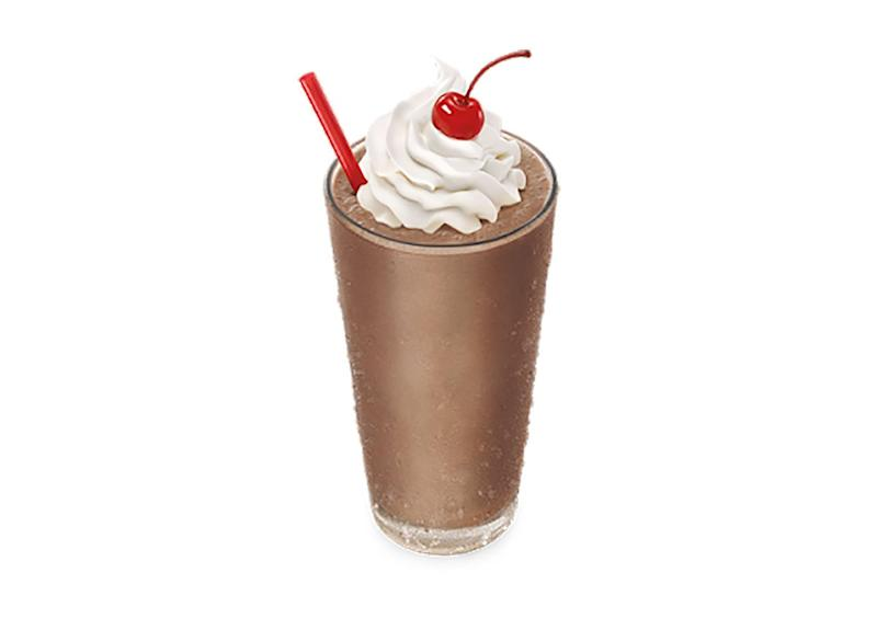 sonic hot fudge shake