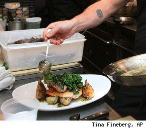 Top Chef job search lessons