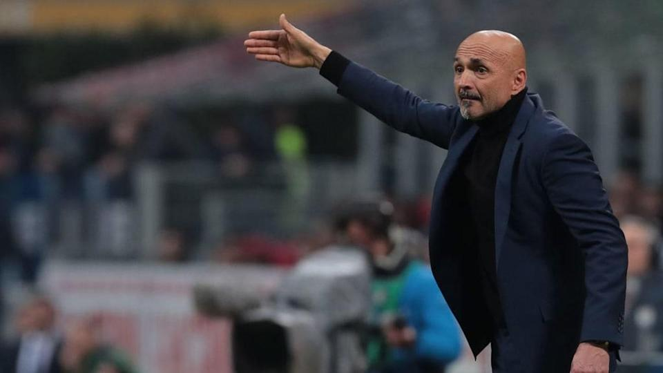 Luciano Spalletti | Emilio Andreoli/Getty Images