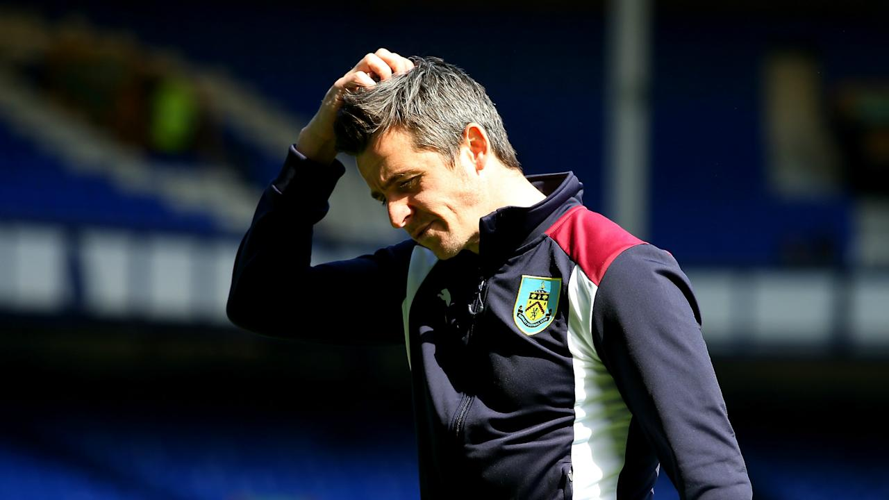 Burnley manager Sean Dyche believes Joey Barton's 18-month ban is harsh, but the FA claims it was the absolute minimum his actions deserved