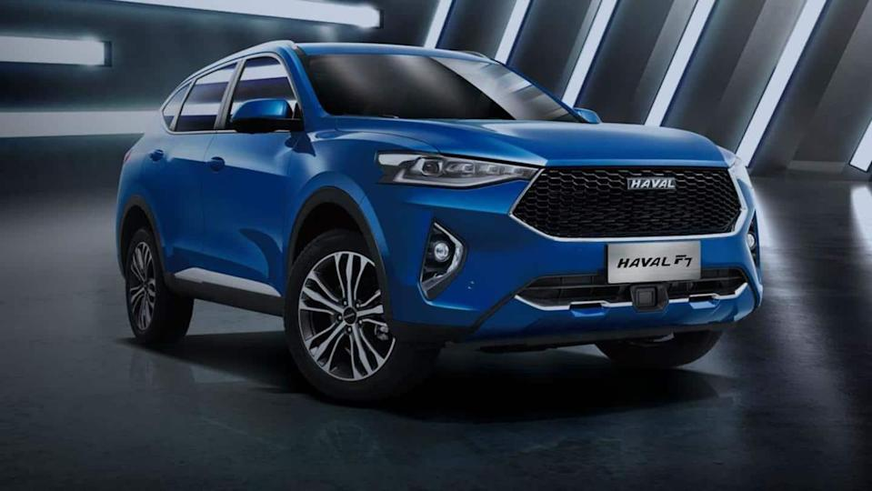 Great Wall Motors to debut in India with HAVAL F7