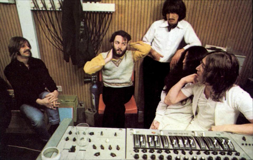 A new film will be based around 55 hours of never-released footage of the Beatles in the studio in January 1969.