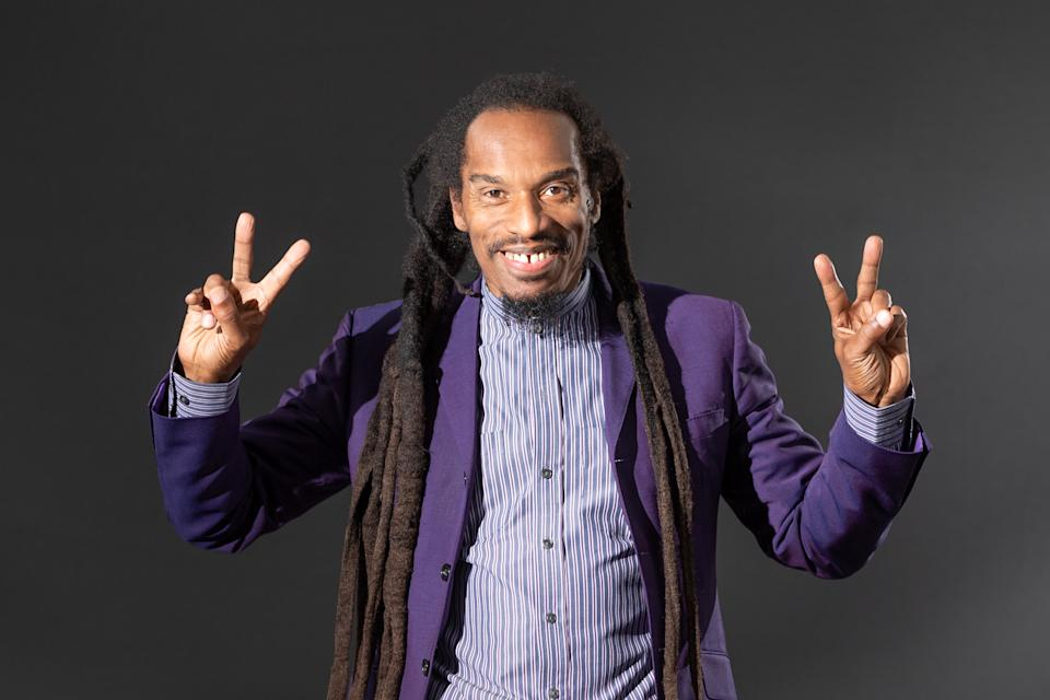 Benjamin Zephaniah cited anti-empire beliefs when he turned down his OBE. (Roberto Ricciuti/Getty Images)