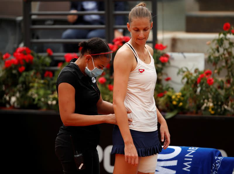 Quick switch to clay leaves French Open contenders struggling to adapt