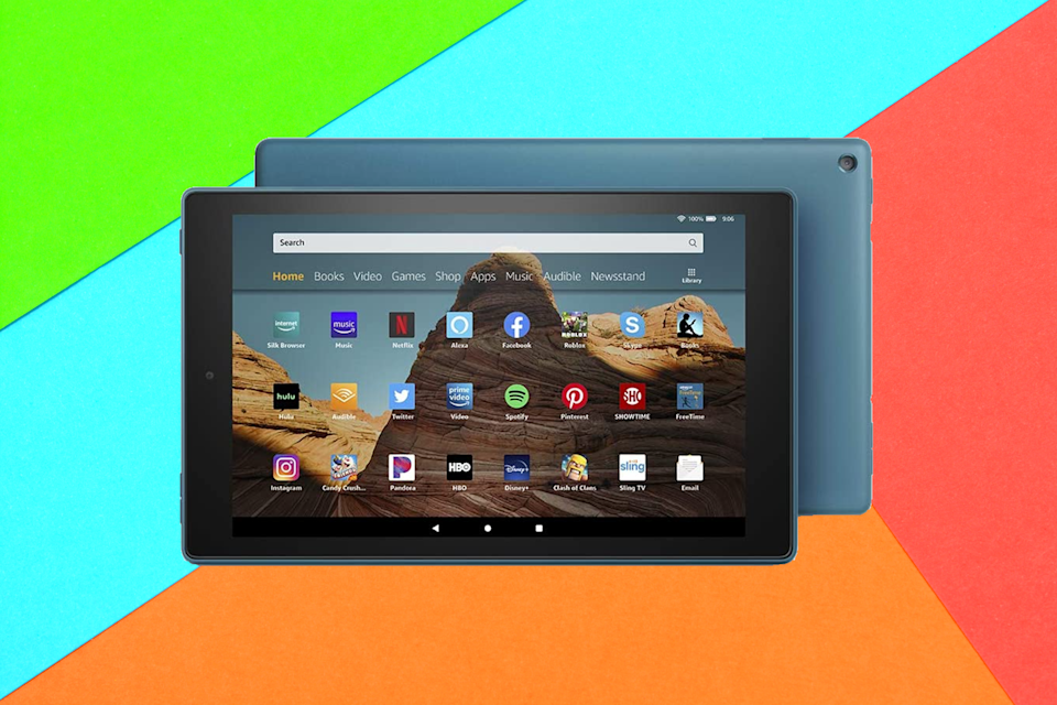 Save 47 percent on the Fire HD 10 Tablet. (Photo: Amazon)
