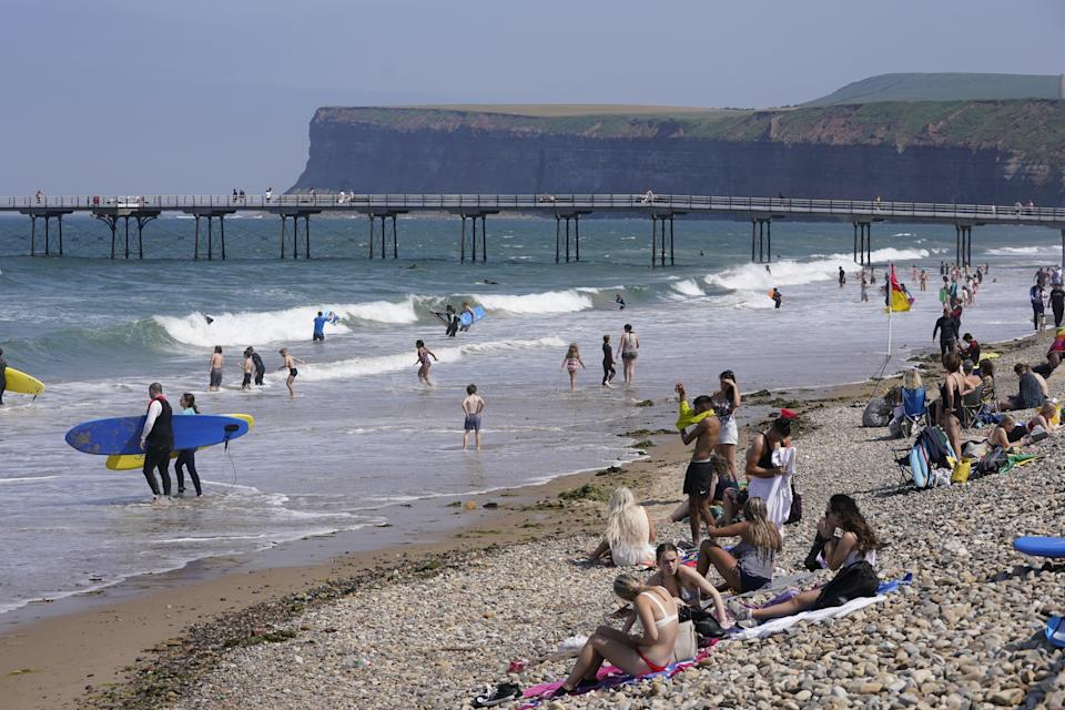 The Royal Life Saving Society UK said it is aware of 17 accidental deaths in the water since last weekend (Owen Humphreys/PA) (PA Wire)