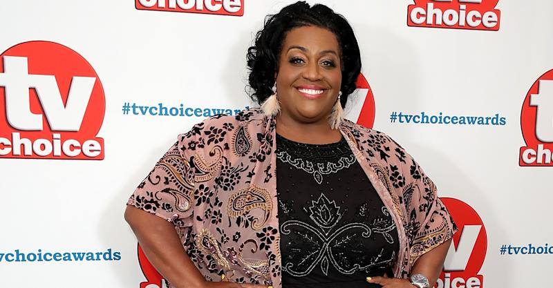 Alison Hammond's father has died in Jamaica. (Getty Images)