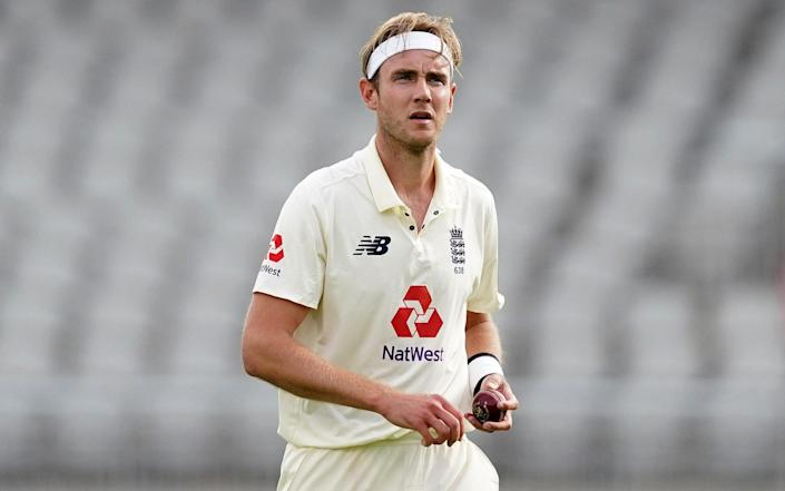 Stuart Broad - Getty Images Europe