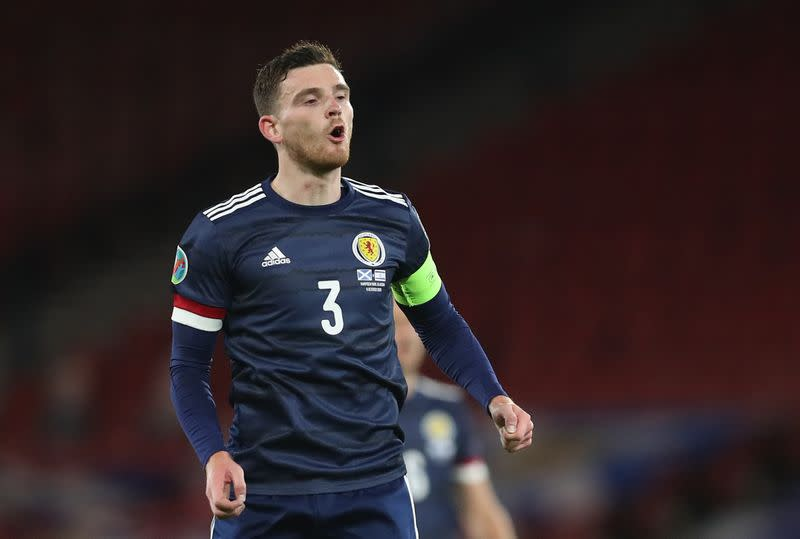 FILE PHOTO: Euro 2020 Qualification Play off - Scotland v Israel