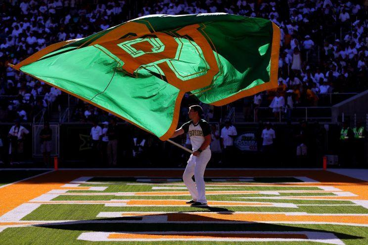 A Texas legislator is calling for the Texas Rangers to investigate Baylor. (Getty)