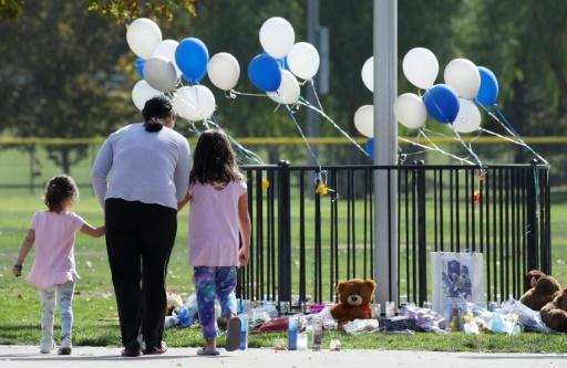 Two of the shooting victims, a 15-year-old girl and a 14-year-old boy, died from their wounds