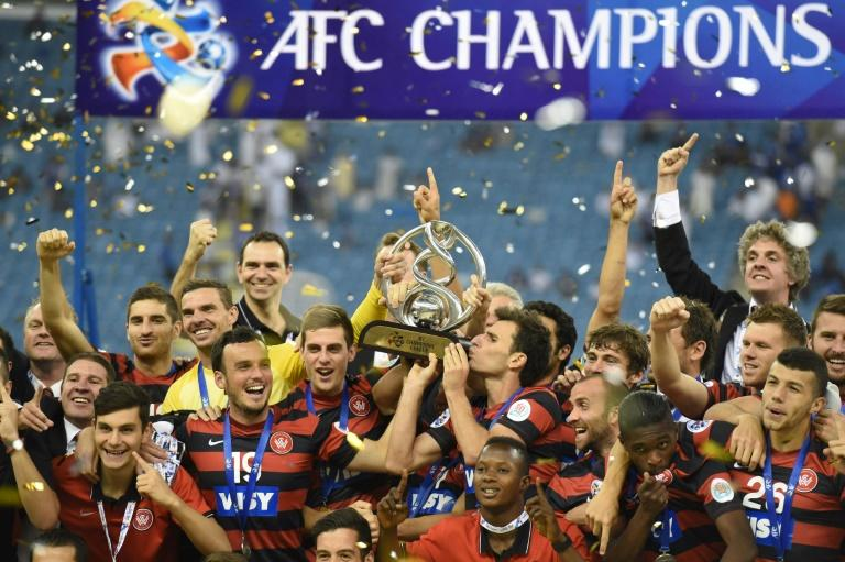 Australia's Western Sydney Wanderers won the AFC Champions League in 2014