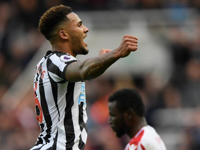 Jamaal Lascelles praises Newcastle's passion after continuing early-season goalscoring form against Stoke