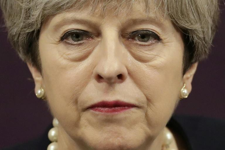 Tensions within Prime Minister Theresa May's Conservative party have grown since the June election