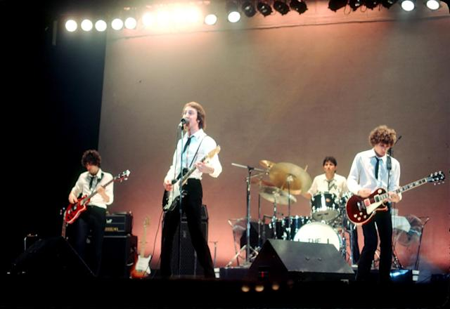 "<p>This classic, which blended new wave and pop/rock, was nominated for Best Rock Vocal Performance by a Duo or Group, but lost to the Eagles' ""Heartache Tonight."" The Knack were also nominated for Best New Artist, but lost to Rickie Lee Jones. (Photo: Getty Images) </p>"