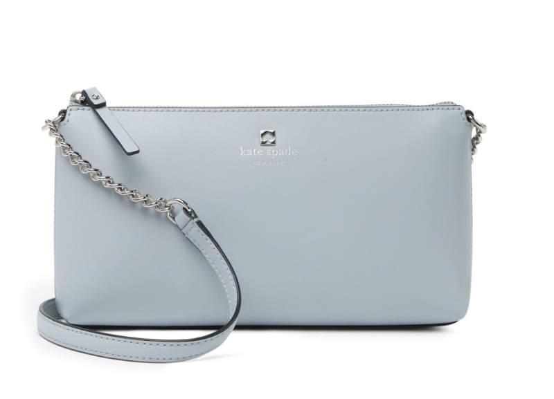 Kate Spade Sawyer Street Declan Leather Crossbody Bag (Photo: Nordstrom Rack)
