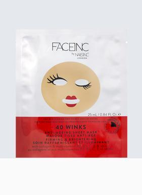 """<p>The team behind Nails Inc have brought out a delectable range of face and hand masks. This formula saturated into this sheet mask contains Collagen to reduce the appearance of wrinkles, alongside Hyaluronic Acid to plump and hydrate. You'll look like you've had a full night of sleep.<br><a href=""""http://tidd.ly/d873d214"""" rel=""""nofollow noopener"""" target=""""_blank"""" data-ylk=""""slk:Buy Here"""" class=""""link rapid-noclick-resp"""">Buy Here</a> </p>"""