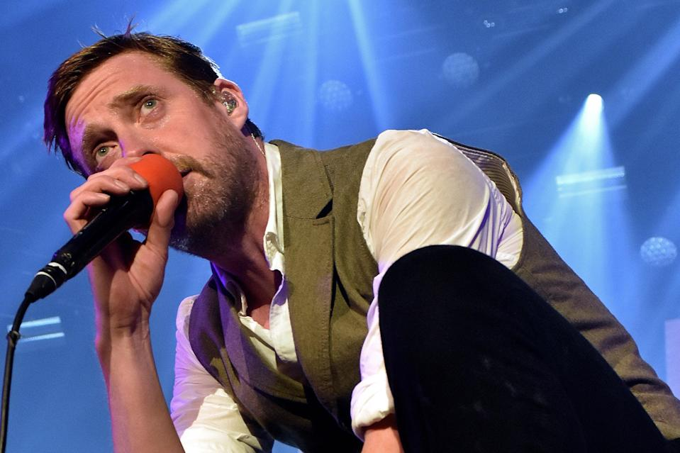 <p>Kaiser Chiefs frontman Ricky Wilson fears live crew and venues will struggle to survive</p> (Getty Images)
