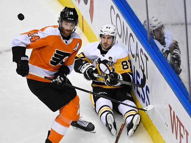 Flyers centre Sean Couturier wins Selke Trophy as NHL's best defensive forward