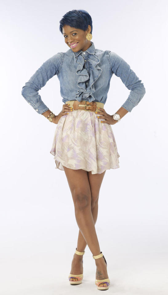 "Sonjia Williams is one of 16 all-new designers competing on Season 10 of ""Project Runway."""