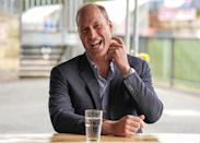 <p>Prince William, president of the Football Association, visits Dulwich Hamlet FC at the Champion Hill Stadium in London on Sept. 23 to talk to various clubs about a recent fan-led review of football governance.</p>