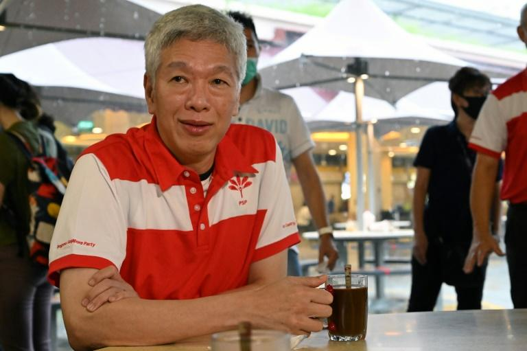 Lee Hsien Yang is locked in a long-running row with his sibling, Singapore Prime Minister Lee Hsien Loong