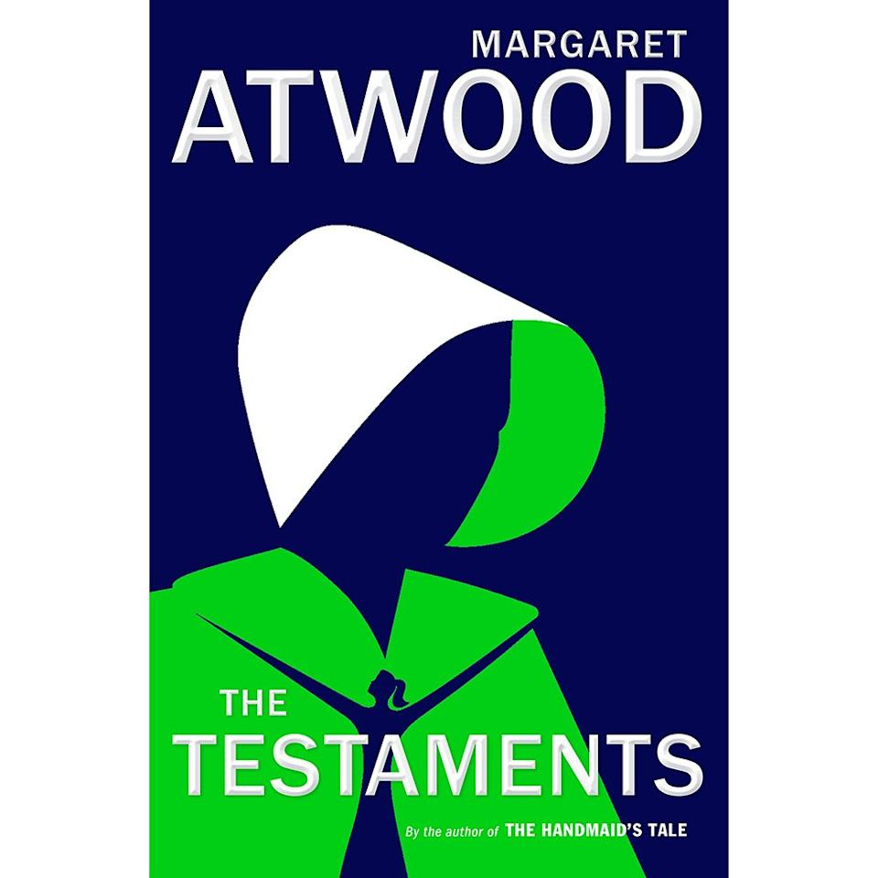 "<p>This much-anticipated sequel to <em>The Handmaid's Tale</em>, which was released in 1985, is something readers have been clamoring for for decades. Atwood finally delivered, and the events that take place in Gilead 15 years after the first novel's ending tie in well with the plot of the Hulu adaptation. Without revealing any spoilers, we can tell you that the book ends up diverging from the TV adaption in ways that make this an absolute must-read for fans of the show or the original book. <em>The Testaments</em> won the Booker Prize and was a number one <em>New York Times</em> best seller.</p> <p><em>Recommended for</em>: Anyone who hasn't read it yet.</p> <p><strong>Buy it:</strong> $16; <a href=""https://amzn.to/2RQouyq"" rel=""nofollow"" target=""_blank"">amazon.com</a></p>"