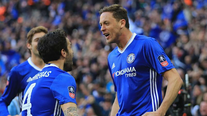 Watch: Nemanja Matic stunner seals Chelsea's progress to FA Cup final