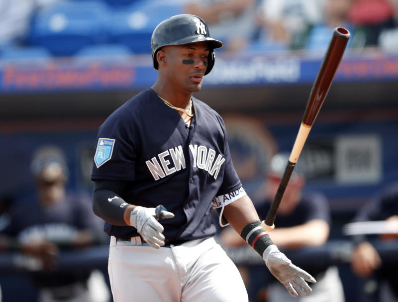 Image result for miguel andujar