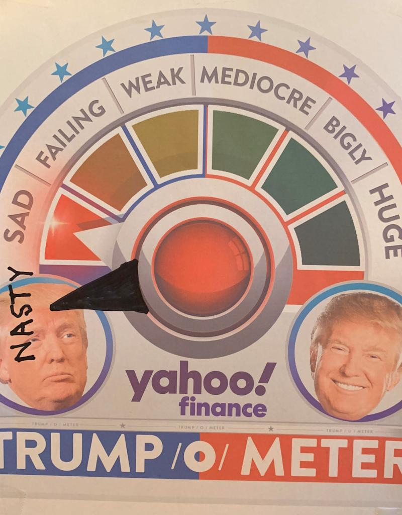 Original design by Yahoo Finance; terrible modification and terrible photo by Rick Newman