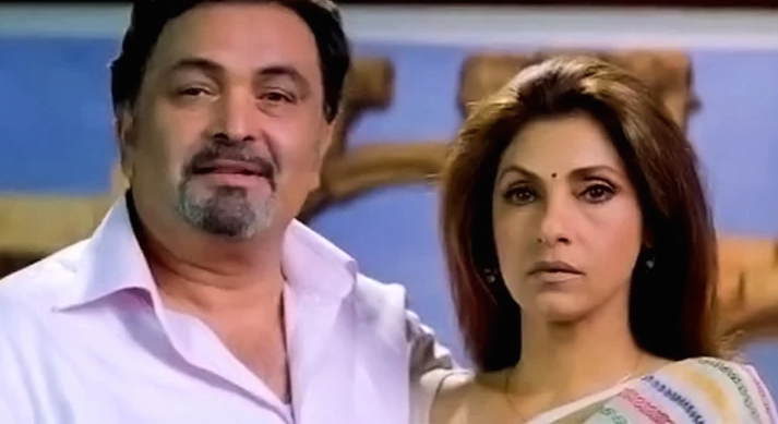 Three decades after they starred as the iconic rebellious teenaged sweethearts in Bobby, Dimple Kapadia and Rishi Kapoor play a widow and widower who rediscover love with one another and have to fight familial opposition to be together.