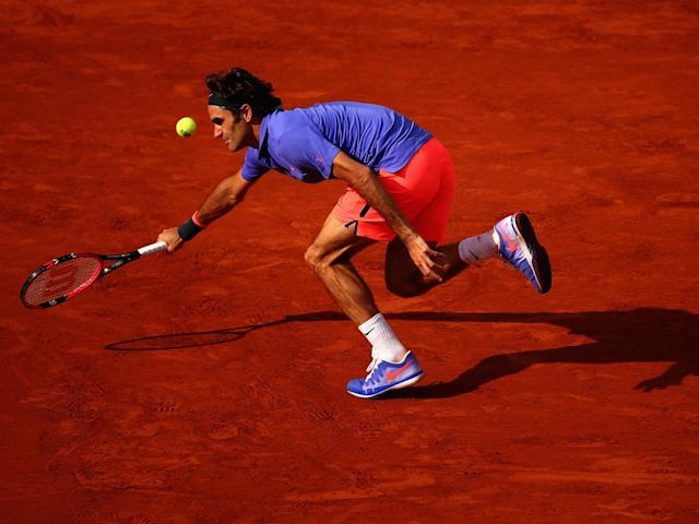 Federer has not yet confirmed he will be appearing at this year's French Open: Getty