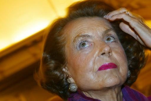World's richest woman Liliane Bettencourt dies aged 94