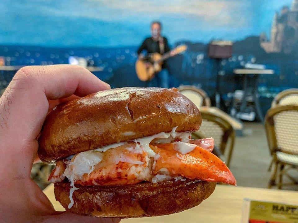"<p><strong><a href=""https://www.yelp.com/biz/the-happy-lobster-chicago"" rel=""nofollow noopener"" target=""_blank"" data-ylk=""slk:The Happy Lobster"" class=""link rapid-noclick-resp"">The Happy Lobster</a>, Chicago</strong></p><p>""There were good chunks of lobster in the sammies including whole claws. The meat was cooked perfectly and was quite sweet and succulent."" – Yelp user <a href=""https://www.yelp.com/user_details?userid=B0HexfN1tarLKbIcxvh4dA"" rel=""nofollow noopener"" target=""_blank"" data-ylk=""slk:Charisse B."" class=""link rapid-noclick-resp"">Charisse B.</a> </p><p>Photo: Yelp/<a href=""https://www.yelp.com/user_details?userid=plZt-88namEpQt_G5mSe4w"" rel=""nofollow noopener"" target=""_blank"" data-ylk=""slk:Alex A."" class=""link rapid-noclick-resp"">Alex A.</a></p>"