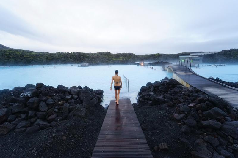 The Blue Lagoon - getty