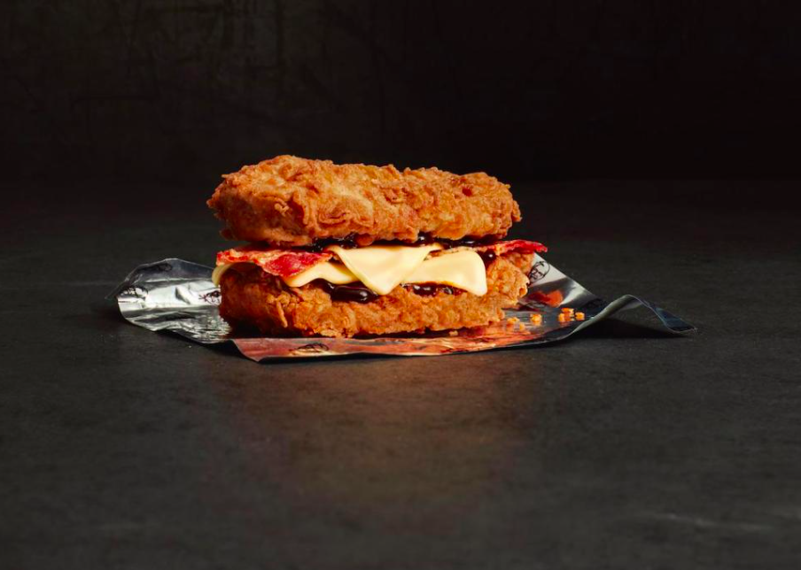 KFC is bringing its most successful sandwich ever to the UK [Photo: KFC]