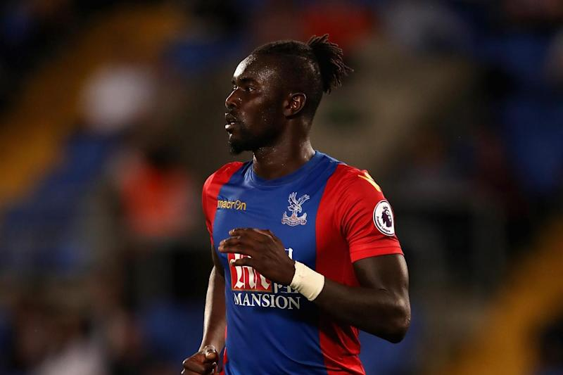 On the comeback trail: Pape Souare: Getty Images