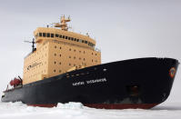 """<p>What's New: Set out on an incredible Arctic voyage aboard the 110-passenger Kapitan Khlebnikov, one of the world's most powerful icebreakers (it was the first ship to circumnavigate Antarctica with leisure passengers, in 1997), which returns to tourism after a multiyear hiatus. Via <a href=""""http://www.quarkexpeditions.com/en"""" rel=""""nofollow noopener"""" target=""""_blank"""" data-ylk=""""slk:Quark Expeditions"""" class=""""link rapid-noclick-resp"""">Quark Expeditions</a>, guests sail through the Northwest Passage from Canada to Russia to Alaska this September, on an epic 17-night journey from Ottawa, Canada, to Anchorage, Alaska. Excursions highlight Arctic wilderness and wildlife (polar bears! whales!), as well as indigenous cultures, with visits to Canadian Inuit and Russian Yupik and Chukchi communities. Bonus: Included flightseeing excursions soar over the Northwest Passage itself (the ship claims two onboard helicopters).</p><p>Set Sail: Expedition embarks September 6, 2016. Rates for this splurge-worthy sailing are $20,695/person (plus charter flight), including alcoholic beverages, all excursions (including helicopter flightseeing excursions), on-loan expedition boots, a keepsake parka, and insurance. (Photo: Courtesy of Quark)<br></p>"""