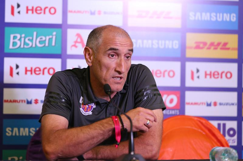 ISL 2017-18: FC Pune City's Vladica Grujic - We know what to do to win against Bengaluru FC