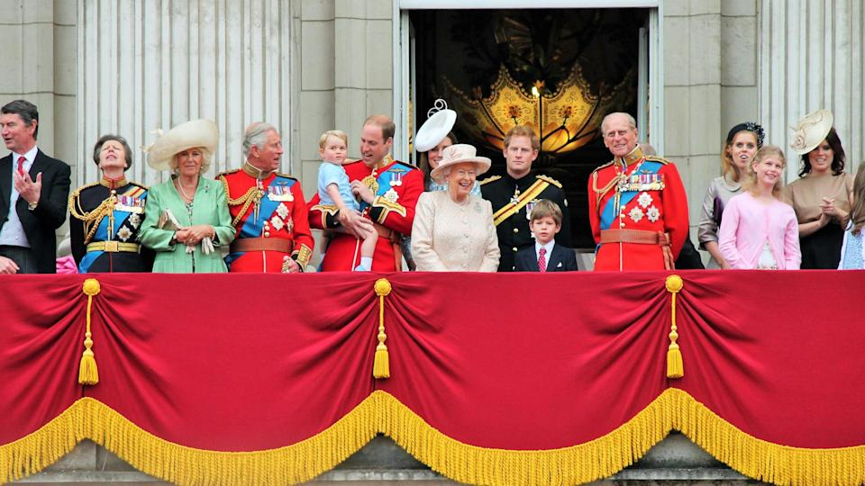 """<p>Royal families of the world have captivated society with their lavish lifestyles that include magnificent palaces and servants to take care of every need. The net worths of royal family members vary greatly by country, but their wealth is still more than what the average person will see in a lifetime. Click through, and take a <a href=""""https://www.gobankingrates.com/net-worth/rich-queen-elizabeth-rest-british-royal-family/"""" rel=""""nofollow noopener"""" target=""""_blank"""" data-ylk=""""slk:peek inside the wealth of some of the most prominent royal family members"""" class=""""link rapid-noclick-resp"""">peek inside the wealth of some of the most prominent royal family members</a>. </p>"""