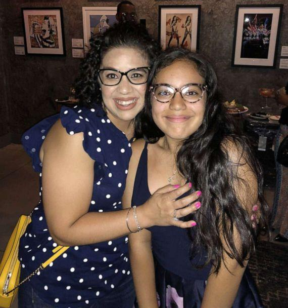 PHOTO: Erika Espinoza's 13-year-old daughter, Hailey Munoz, was in the first class of students at Forte Prep Academy. (Courtesy Erika Espinoza)