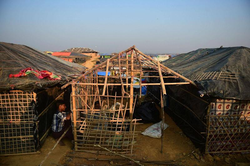 The government in the mostly Buddhist country views the Rohingya as illegal immigrants from Bangladesh: AFP/Getty