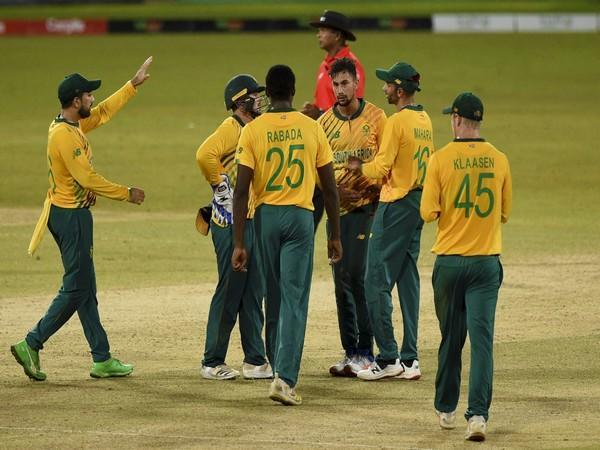 Team South Africa (Photo: Twitter/ ICC)