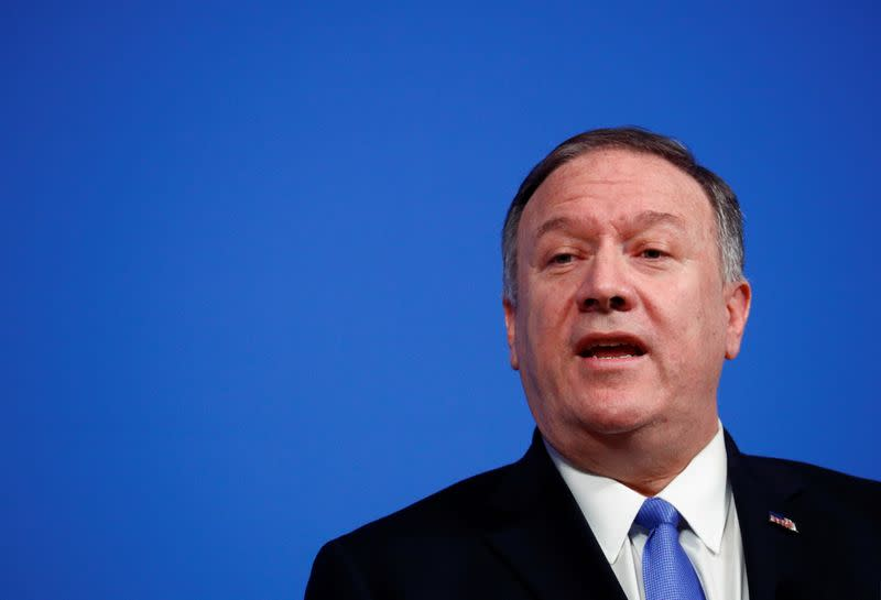 Pompeo rejects Trump impeachment report as 'all wrong'