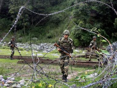 BSF, Pakistan Rangers hold flag meeting on International Border in Jammu, discuss ceasefire violations