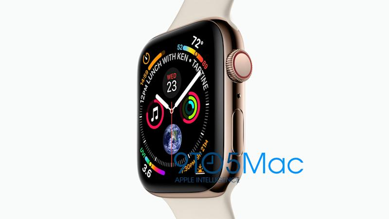 Apple Watch Series 4 screen resolution will be higher than Series 3