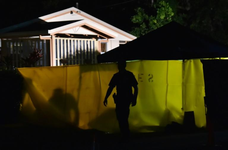 Eight children were found dead in a house in the northern Australian city of Cairns early on December 20, 2014