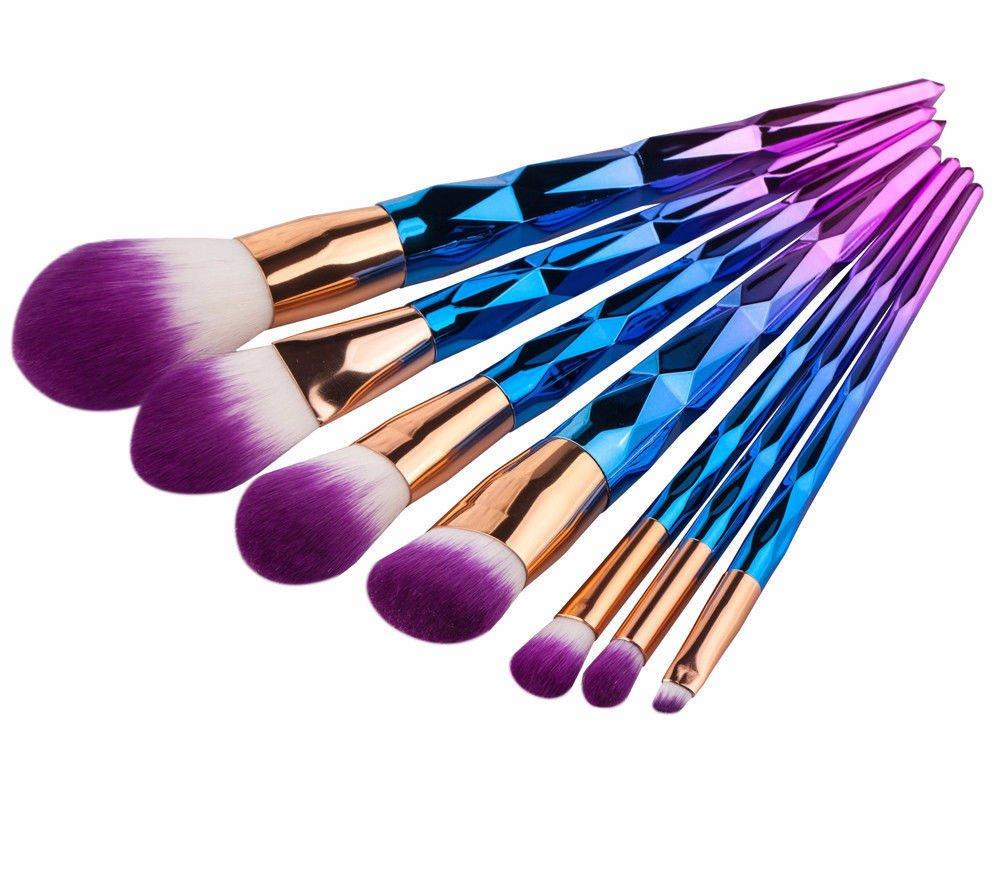 "Stonegirl 7 Piece Ombre Unicorn Makeup Brush Set, $19; at <a rel=""nofollow"" href=""https://www.stonegirl.com/collections/makeup-brushes-sets/products/ombre-7-piece-unicorn-makeup-brush-set"">Stonegirl</a>"