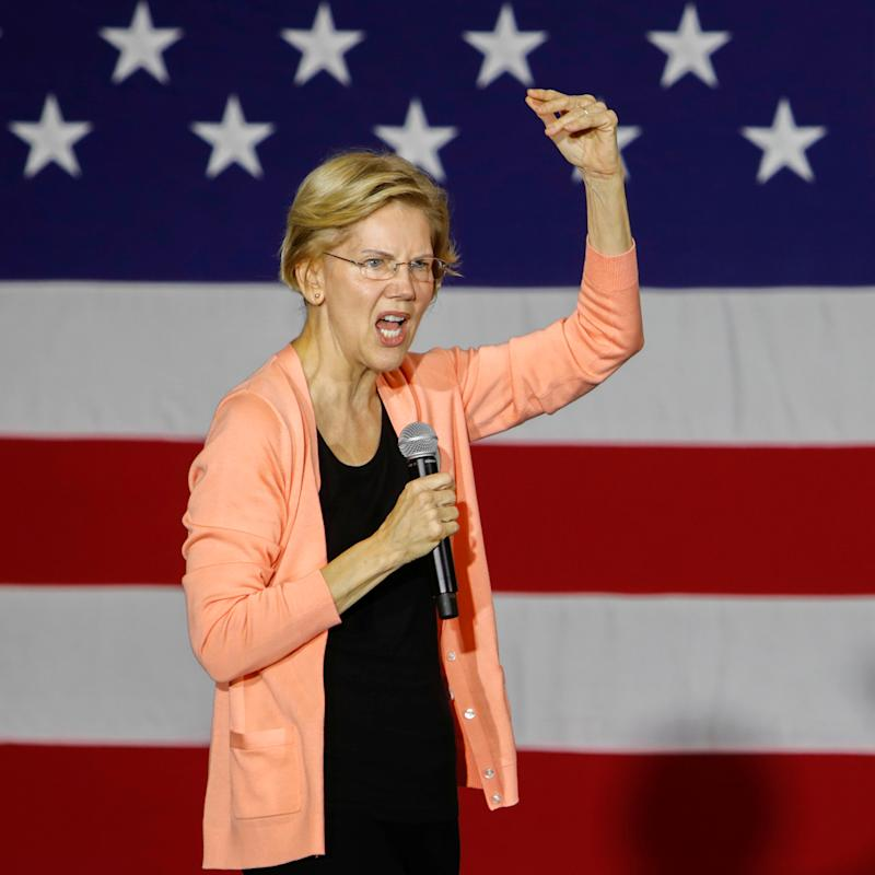 Warren hasn't shied away from trolling billionaires. (Photo: REUTERS/Jonathan Drake)